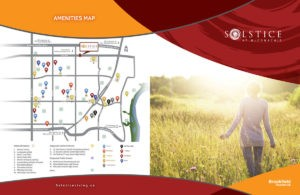 Amenities Map - Solstice at McConachie
