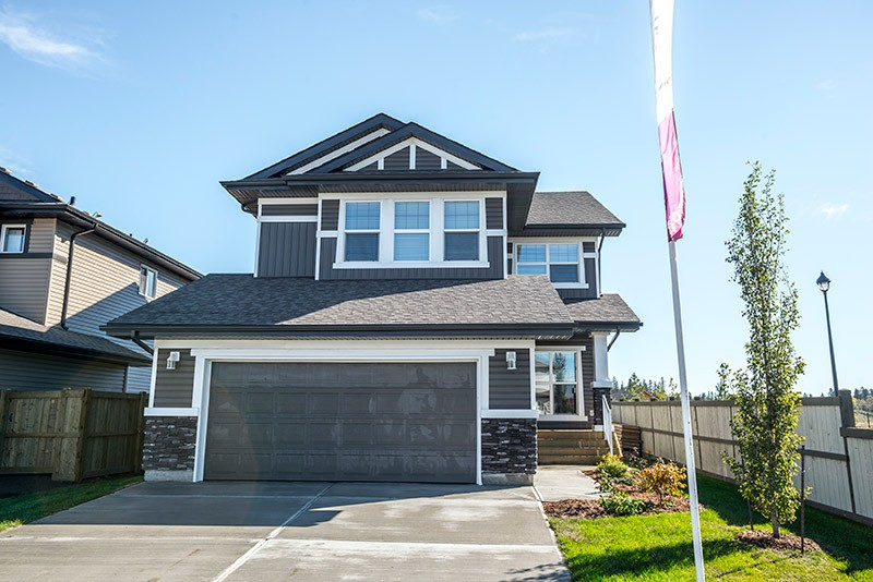 Showhome by City Homes Edmonton