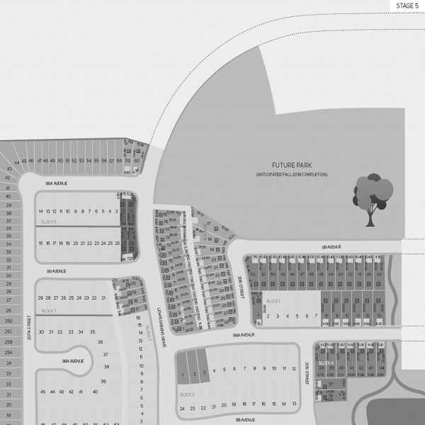 Stage 5 Community Map