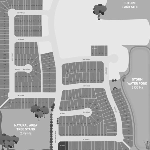 Site Plan Stage 1 to 4