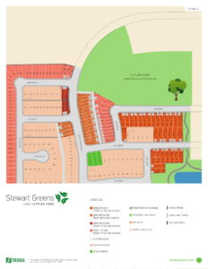 Community map of Stewart Greens Edmonton