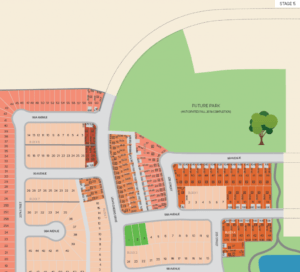 Stewart Greens Community Map