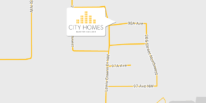 Stewart Greens Edmonton, Showhome Location for City Homes Master Builder