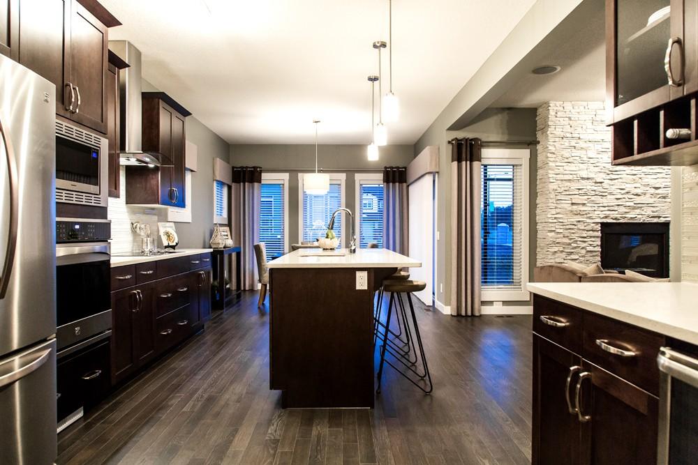 New home builder City Homes Master Builder in Edmonton