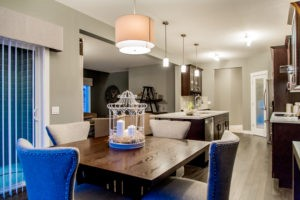 Interior of home built by City Homes Master Builder in Edmonton