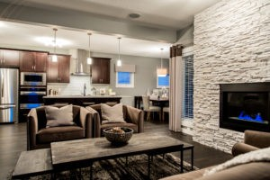 Single family home in Edmonton by City Homes Master Builder