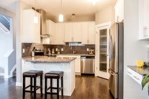 Duplex Kitchen by City Homes Master Builder