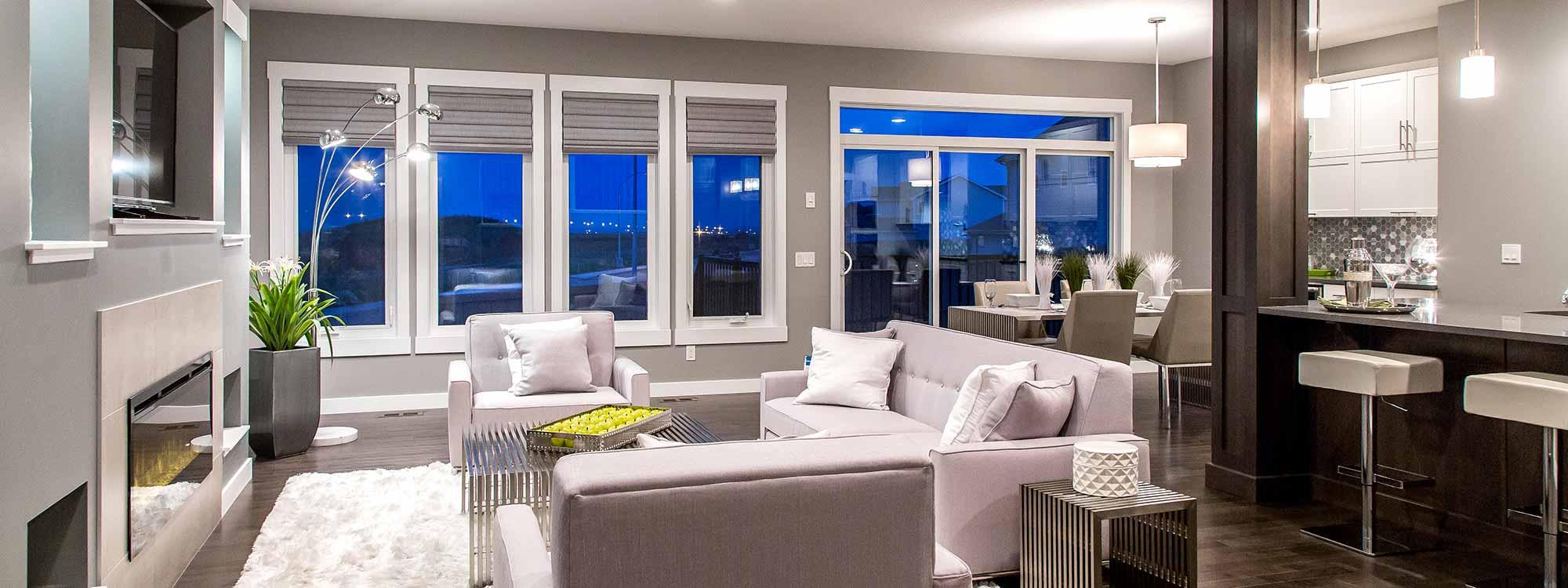 Edmonton New Home Builder - Single Family Home