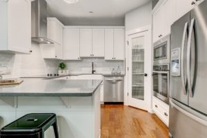 City Homes Master Builder showhome kitchen