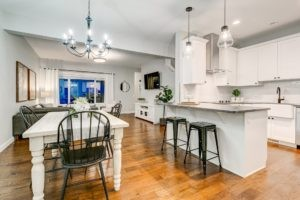 City Homes Master Builder, new home builder in Edmonton kitchen