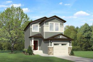 Single family home Edmonton, new home builder City Homes Master Builder