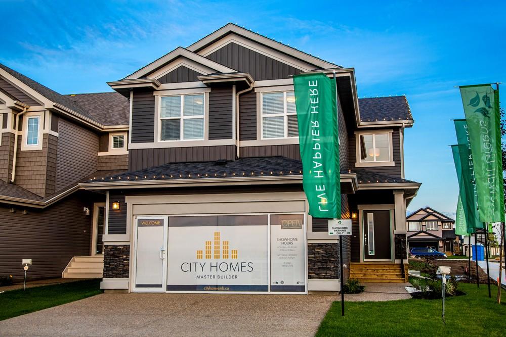 Stewart Greens, Edmonton, City Homes Master Builder Showhome