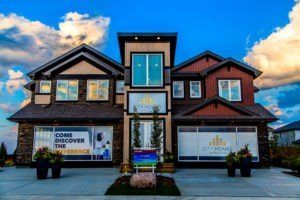 McConachie showhomes by new home builder City Homes Master Builder