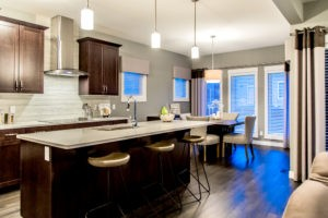 Kitchen built by City Homes Master Builder