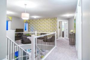 Single family home bonus room