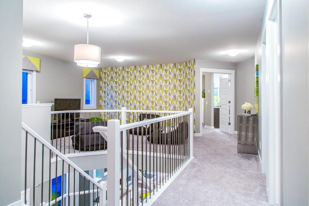 Room Designed by Edmontons New Home Builder