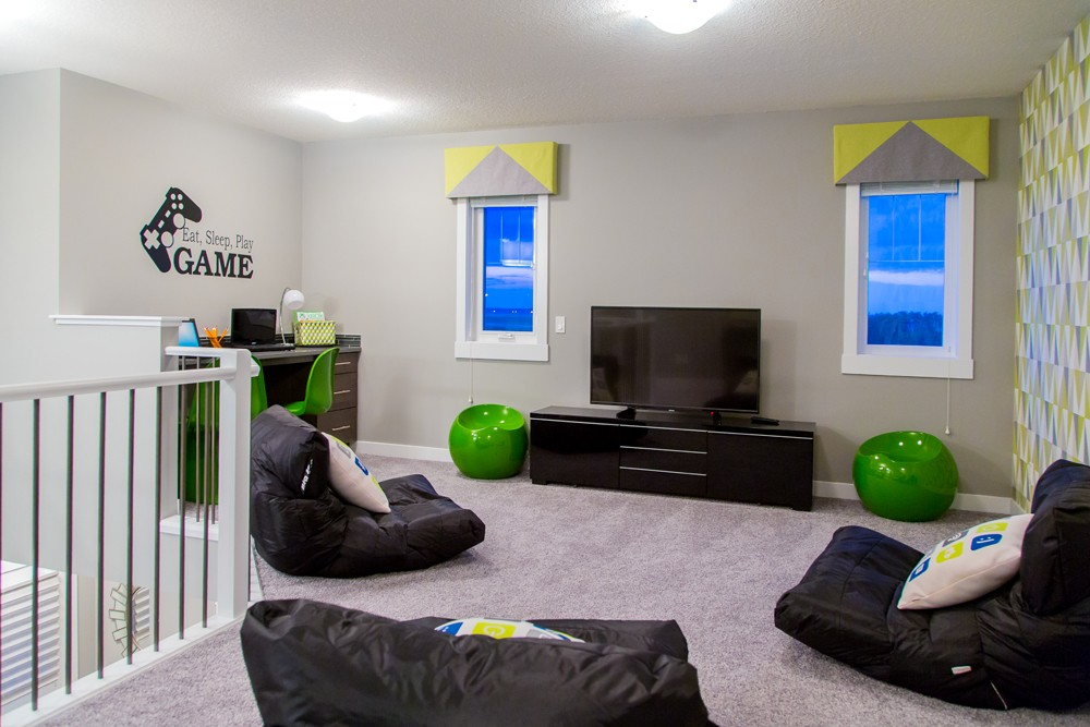 Single family home bonus room in Edmonton