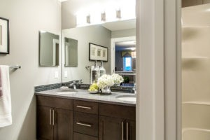 Main bathroom from City Homes Master Builder