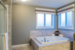 Ensuite done City Homes Master Builder