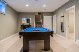 Basement of single family home in Edmonton