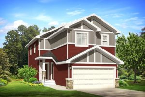 Garage Suite new home from City Homes Master Builder