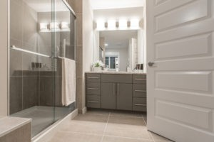 New home in Edmonton built by City Homes Master builder, ensuite