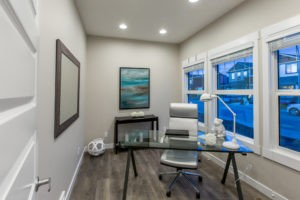 Optional Office or Den space in new single family home, Edmonton