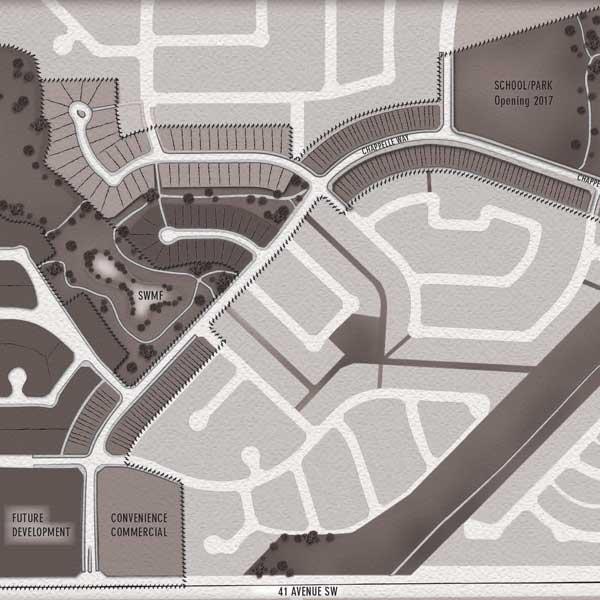 Community Map - Creekwood