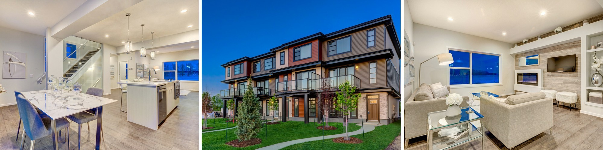 South Edmonton Townhomes