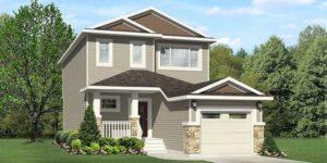City Homes Edmonton, New Home Builders Single Family Home in Edmonton