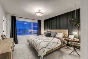 Bristol Townhome by City Homes Master Builder Master Bedroom