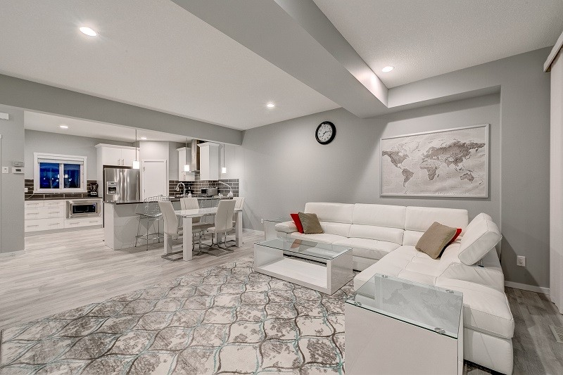 Caspia townhomes by edmonton new home builder City Homes Master Builder