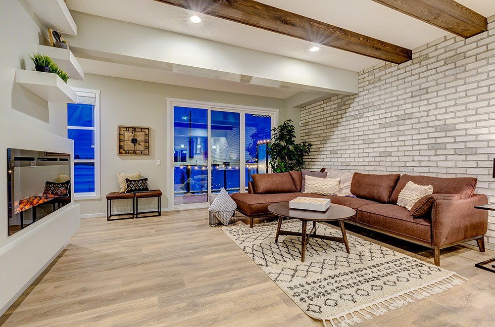 Living Space Caspia Townhomes south Edmonton