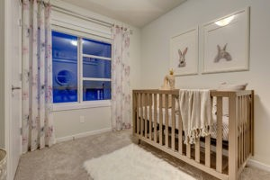 Baby room in Caspia Townhomes
