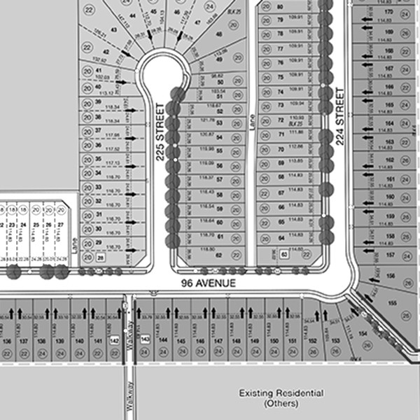Phase 1 Secord Heights Community Map
