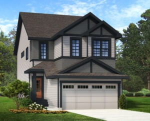New Home model by City Homes Master Builder