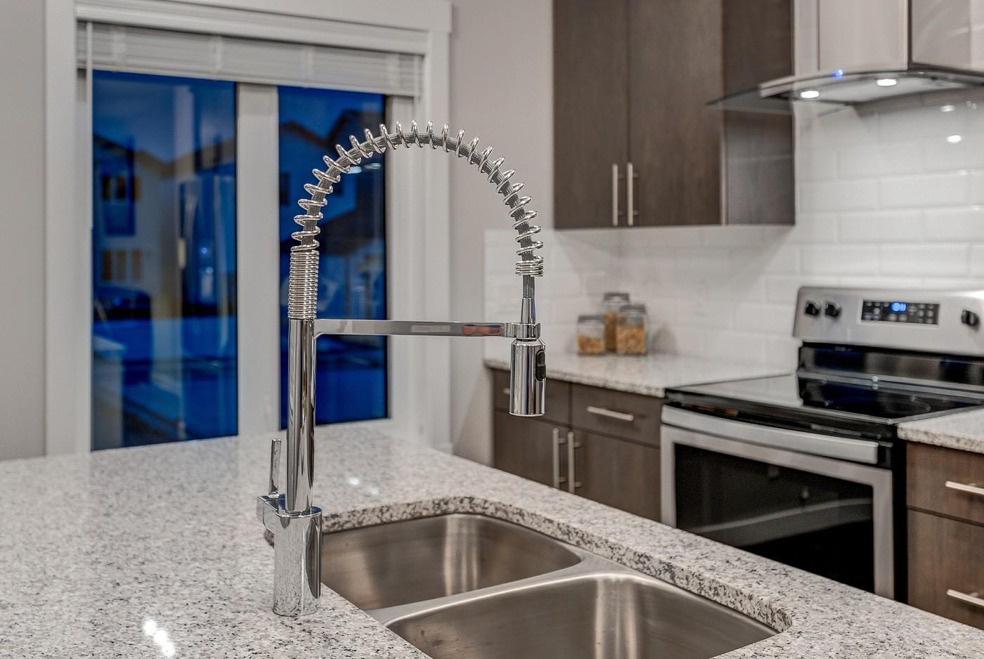 City Homes Master Builder Duplex Kitchen