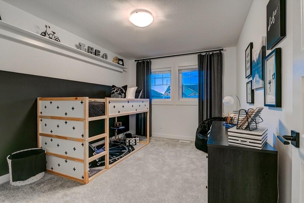 Children's room of single family home in Stewart Greens