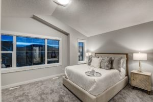 Edmonton new home builder ensuite