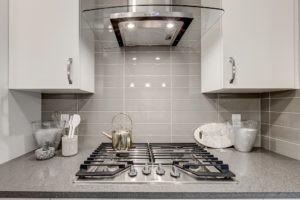 Standard Edmonton New Home Builder Appliances