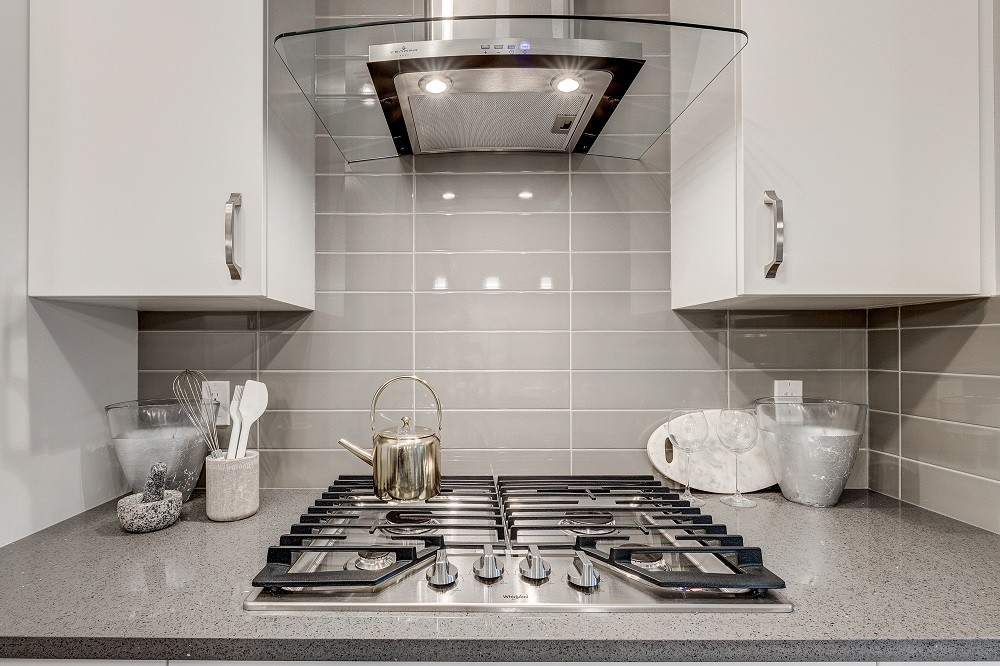Standard Edmonton New Home Builder Appliances
