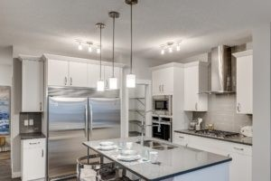 Standard Kitchen of Edmonton Single Family Home