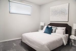 Basement suite in North Edmonton community of Cy Becker
