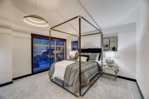 Master Bedroom in City Homes Master Builders Castor M Master Bedroom