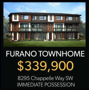 City Homes Edmonton, No Condo Fee Townhomes