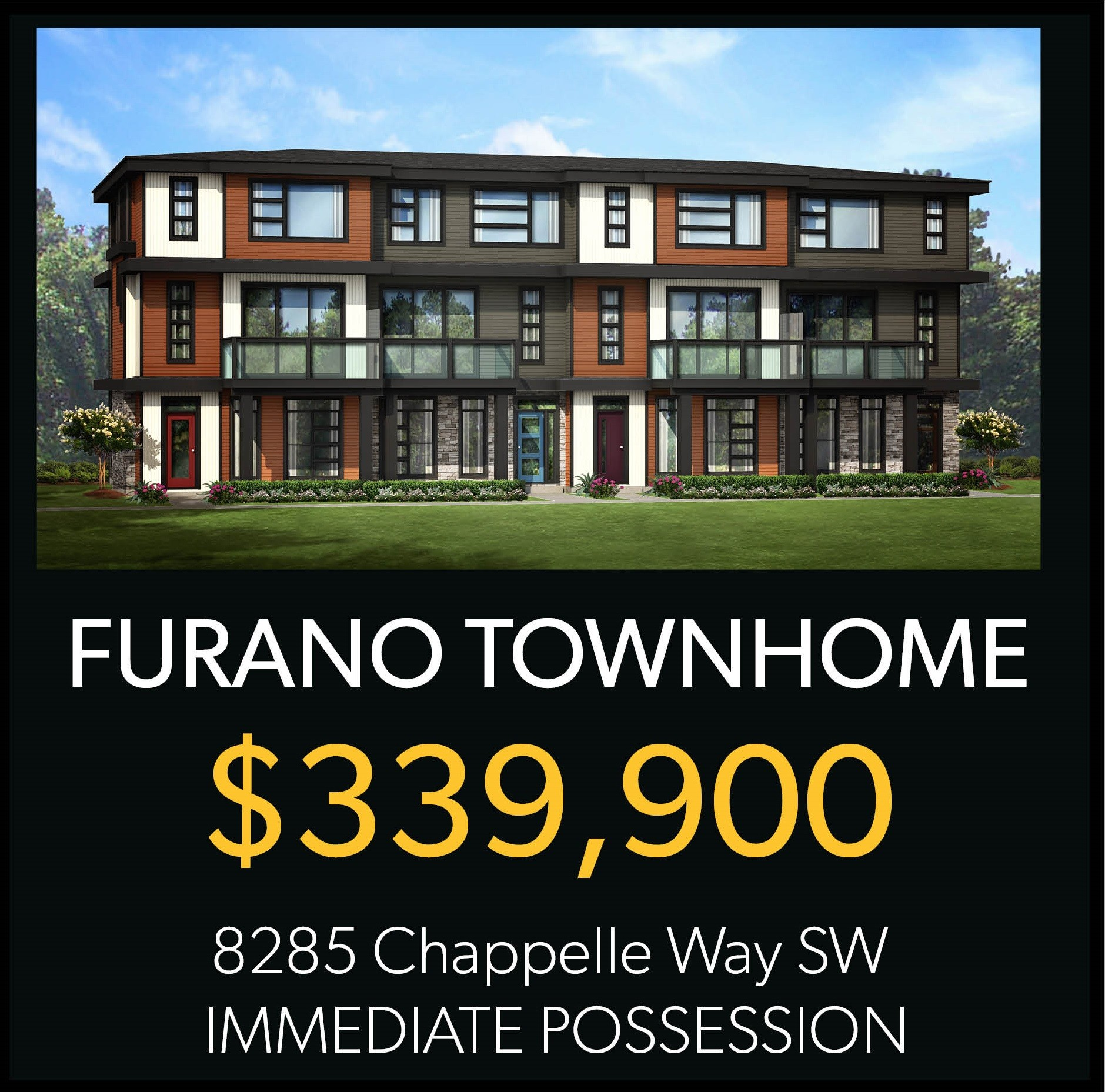 Chappelle Townhomes