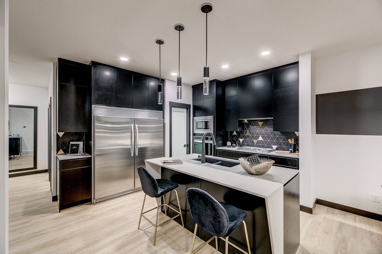 City Homes Castor Model in West Edmonton