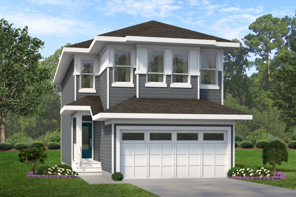 City Homes Castor P Model