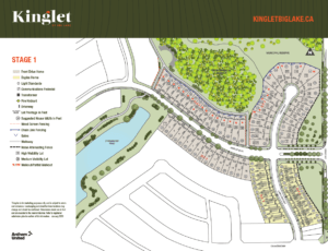 City Homes Single Family Lots in Kinglet, West Edmonton