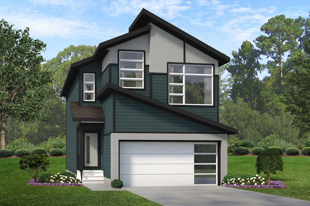 Sicily M Single Family Home in Edmonton by City Homes Master Builder
